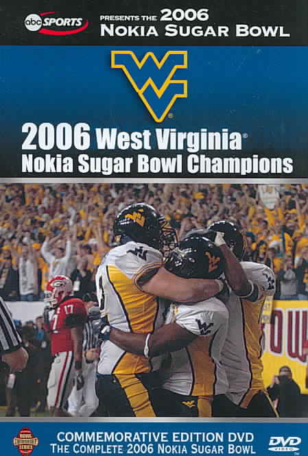 2006 SUGAR BOWL:WEST VIRGINIA VS GEOR (DVD)